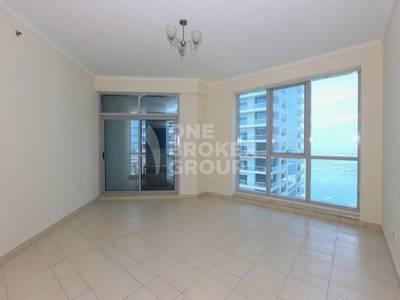 2 Bedroom Flat for Rent in Dubai Marina, Dubai - Partial Marina& Sea Views