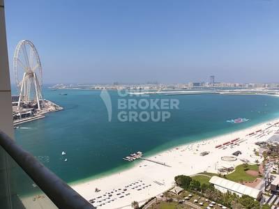 1 Bedroom Apartment for Sale in Jumeirah Beach Residence (JBR), Dubai - Ultra Luxurious unit with Dubai Eye view