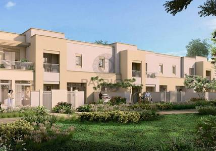 3 Bedroom Villa for Sale in Town Square, Dubai - New Hot Deal | 3 BR + Maid Townhouse | Town square | Nshama