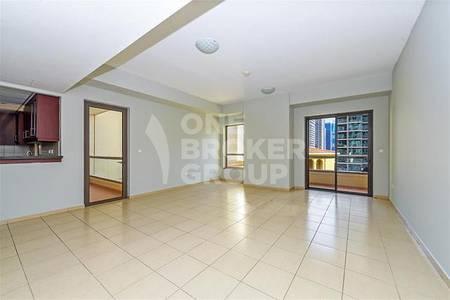 فلیٹ 1 غرفة نوم للبيع في مساكن شاطئ جميرا (JBR)، دبي - Spacious 1 Bedroom Apt. / Rimal 1 / Community View