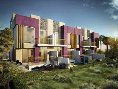 3 Bedroom Villa for Sale in Akoya Oxygen, Dubai - Experience Luxury Living   7% Downpayment