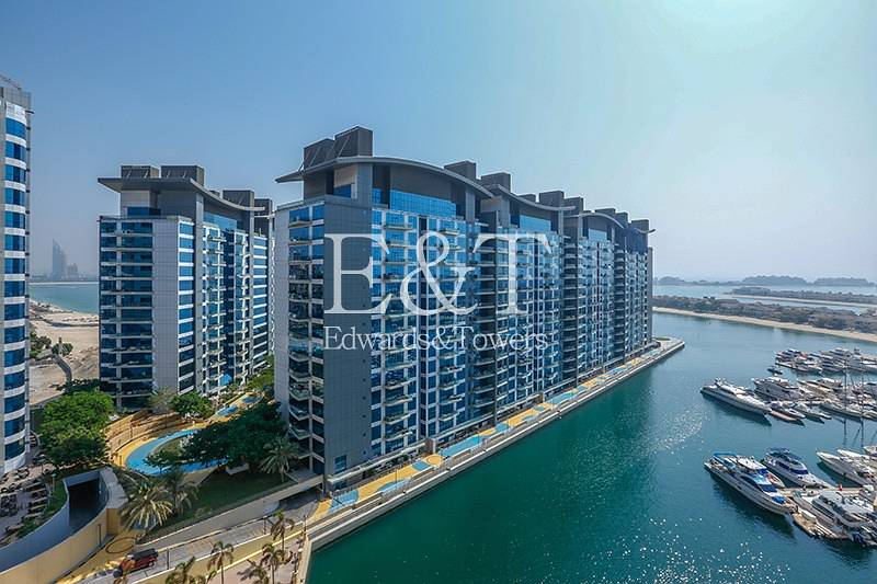 B Type | Partial Marina View | Rented