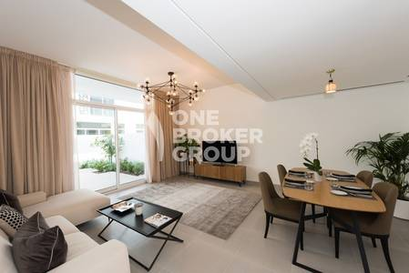 3 Bedroom Townhouse for Rent in Mudon, Dubai - Brand New I Single Row Mid Unit I 4 Chqs