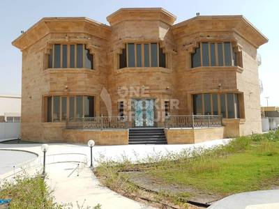 5 Bedroom Villa for Rent in Muhaisnah, Dubai - 5BR VILLA + mulhaq + huge Garden with Fountain