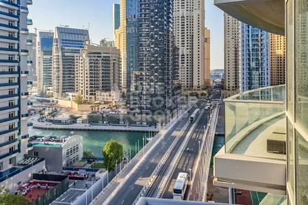 2 Bedroom Flat for Rent in Dubai Marina, Dubai - Partial Marina View| 2BR DAMAC|Appliances inc