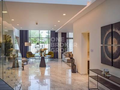 4 Bedroom Villa for Rent in Mohammad Bin Rashid City, Dubai - Fully Furnished Classic Contemporary Villa