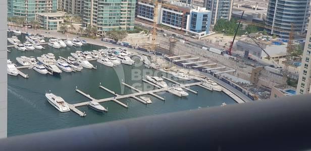 فلیٹ 3 غرفة نوم للبيع في دبي مارينا، دبي - Partial Marina View