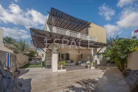 فیلا 4 غرفة نوم للبيع في السهول، دبي - Cul Del Sac | Fully Upgraded | Well Kept