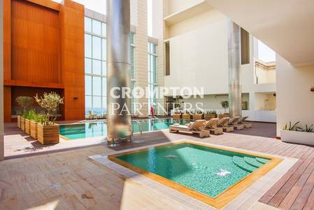 2 Bedroom Flat for Rent in Al Karamah, Abu Dhabi - Two Bedrooms  Apartment  with Facilities