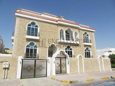 9 Bedroom Villa for Rent in Al Muroor, Abu Dhabi - Glamorously Maintained Stand Alone Villa in Muroor