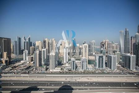 4 Bedroom Apartment for Sale in Jumeirah Lake Towers (JLT), Dubai - Super Deal | 4 bed  maids | Marina View | Near Metro