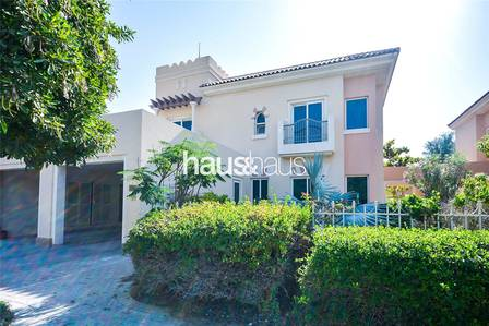 5 Bedroom Villa for Rent in Dubai Sports City, Dubai - C1 in Esmeralda Village| Victory Heights