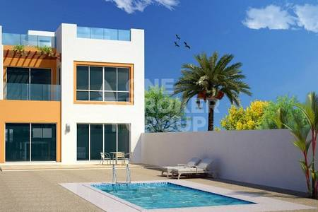 4 Bedroom Townhouse for Sale in Jumeirah Park, Dubai - Luxurious 4 BR w/ Swimming pool