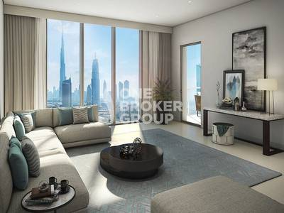 1 Bedroom Apartment for Sale in Downtown Dubai, Dubai - 1 Bed Great Investment  with Creek View