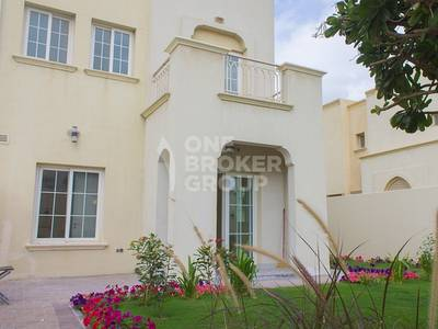 2 Bedroom Villa for Sale in The Springs, Dubai - Vacant |Type 4E |2BR Plus Study