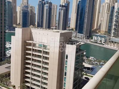 3 Bedroom Flat for Rent in Dubai Marina, Dubai - 3 BR w/ Lake view
