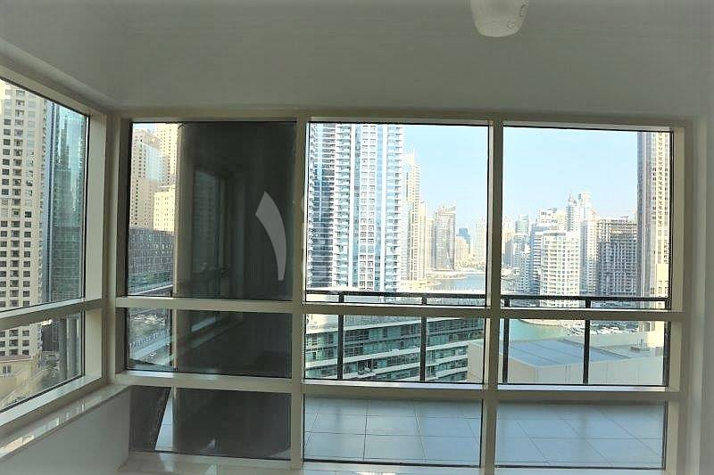 14 2 Bed with Full Marina View Unfurnished
