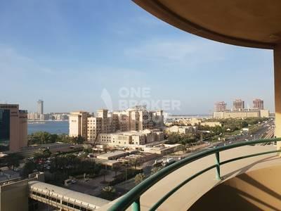 2 Bedroom Apartment for Rent in Dubai Marina, Dubai - Full Sea View! Furnished
