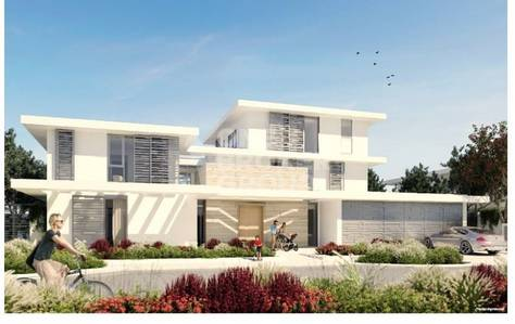 6 Bedroom Luxury villa with water and park view