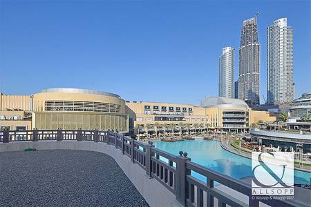 1 Bedroom Apartment for Rent in Downtown Dubai, Dubai - One Bedroom | Large Terrace | Furnished