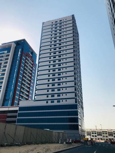 شقة 1 غرفة نوم للايجار في قرية جميرا الدائرية، دبي - Spacious 1Br Apartment for Rent in JVC