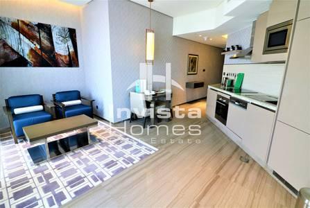 Hotel Apartment for Rent in Bur Dubai, Dubai - Luxury Hotel Studio | All Bills Included