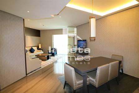 2 Bedroom Hotel Apartment for Rent in Bur Dubai, Dubai - Luxury Five* Hotel | Creek Views | No Bills