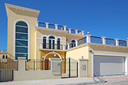 4 Bedroom Villa for Rent in Jumeirah Park, Dubai - 4 Bedroom Villa   Single Row   Legacy Nova