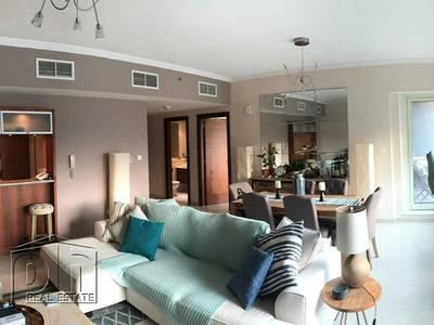 1 Bedroom Apartment for Rent in Dubai Marina, Dubai - Upgraded 1 BR+Balcony - Full Marina View