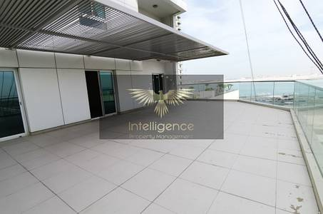 2 Bedroom Flat for Rent in Al Reem Island, Abu Dhabi - !Amazing 2BR with huge terrace for rent!