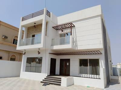 5 Bedroom Villa for Sale in Al Rawda, Ajman - For sale villa inside Ajman with bank facilities regarding the first payment