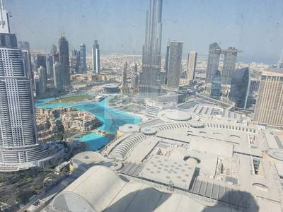 4 Bedroom Penthouse for Sale in Downtown Dubai, Dubai - Furnished  4BR Penthouse  Fountain Views