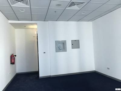 Office for Rent in Dubai South, Dubai - Brand new Office in Parklane Tower 290 sq.ft Just in 33000