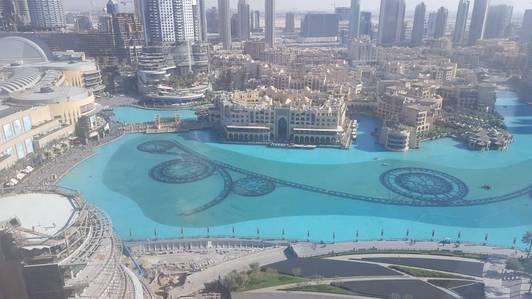 2 Bedroom Apartment for Rent in Downtown Dubai, Dubai - Specious 2 Bed Apt for Rent Burj Khalifa  50% Fountain View