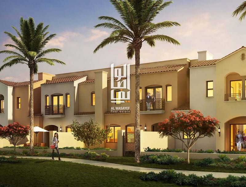 2 Special Offer! Most famous Villa project in Dubai