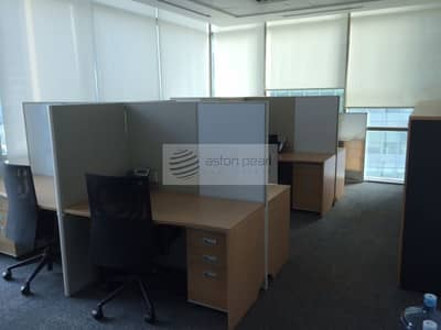 Fitted Office Space at AED 225K per year