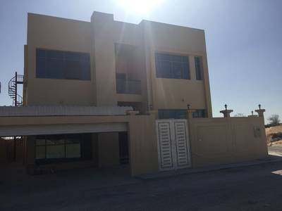 5 Bedroom Villa for Sale in Al Helio, Ajman - Own a residential villa in the Emirate of Ajman (new) inclusive registration fees and commission