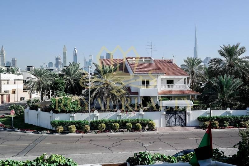 11 Elegant & Big Villa | Burj Khalifa View