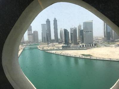 Office for Sale in Business Bay, Dubai - Entire Commercial Floor in O14 / Burj Khalifa District