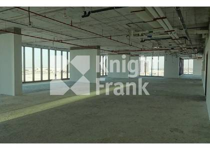 Office for Rent in Al Reem Island, Abu Dhabi - Office for rent in Tamouh Tower (Infinity Tower)
