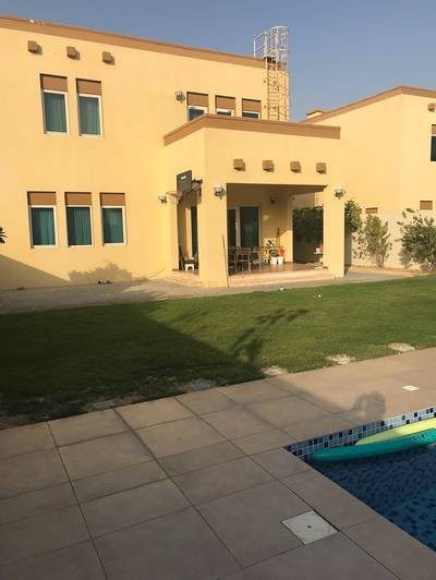 3 Bedroom Villa for Rent in Jumeirah Park, Dubai - District 6