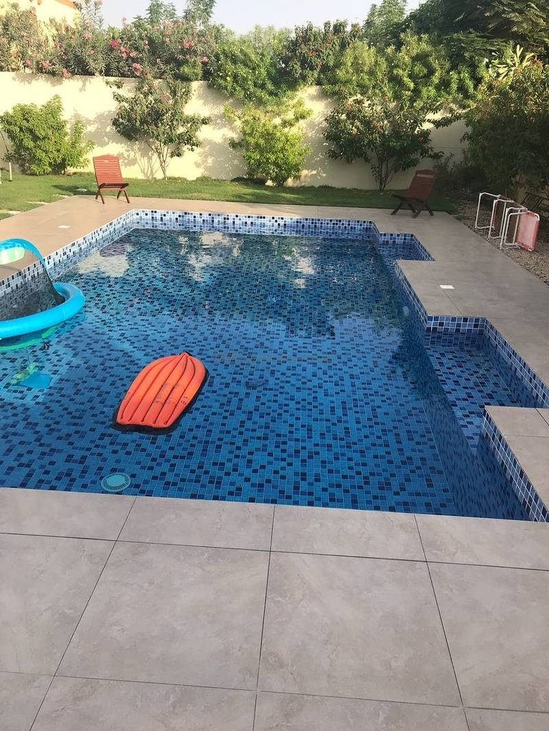 2   With Pool