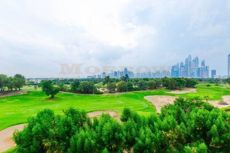 1 Bedroom Apartment for Rent in The Views, Dubai - full Golf View - 1.5 Bathroom - Rare unit