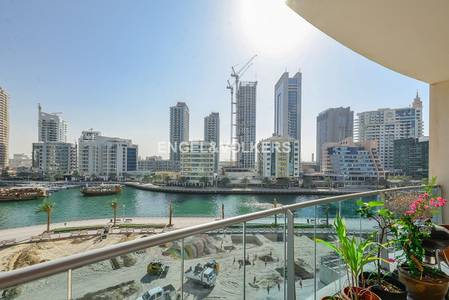 2 Bedroom Flat for Sale in Dubai Marina, Dubai - Spacious |Good Price | Full Marina view
