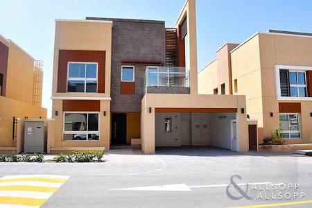 Type 4D3 |  4 Bedroom Villa | Single Row