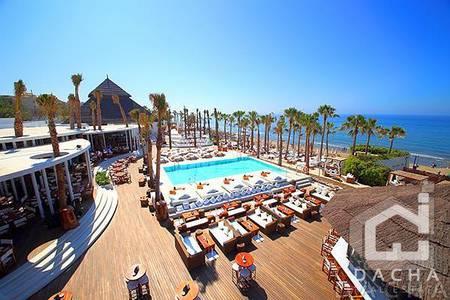 3 Bedroom Flat for Sale in Pearl Jumeirah, Dubai - Nikki Beach Exclusive 3 Br apt 4sale few remain