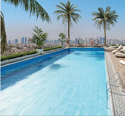 1 Bedroom Apartment for Sale in Motor City, Dubai - The Cheapest Post Handover Payment plan Lost Price For Investors