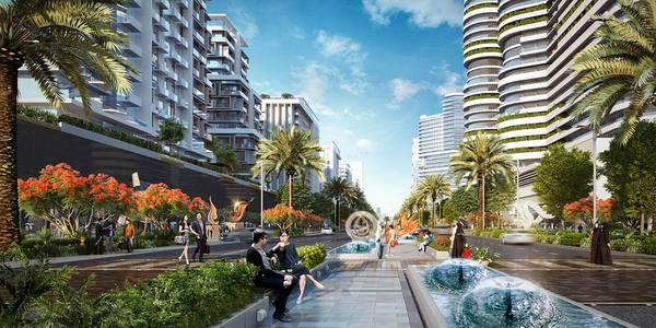 1 Bedroom Apartment for Sale in Mohammad Bin Rashid City, Dubai - Project azizi New Victoria