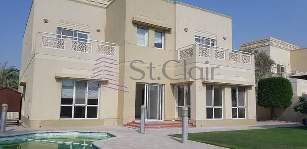 7 Bedroom Villa for Rent in The Meadows, Dubai - 7BR for the Price of 5BR|Meadows 5|Type 9