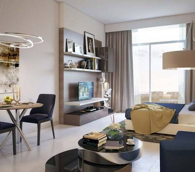 1 Bedroom Flat for Sale in Akoya Oxygen, Dubai - Own A 1 BR with 4000 k A Month-Golf View- Pay On Five Years!
